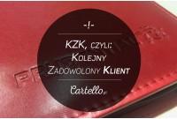 KZK, czyli Kolejny Zadowolony Klient ze skórzanej aktówki na dokumenty
