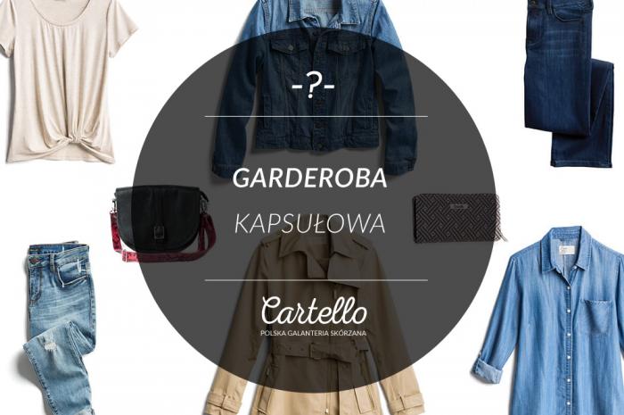 Garderoba kapsułowa - czym jest i jak ją skonfigurować?